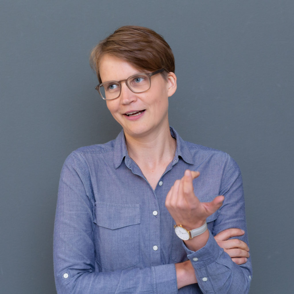 Prof. Dr. Sandra Hofhues